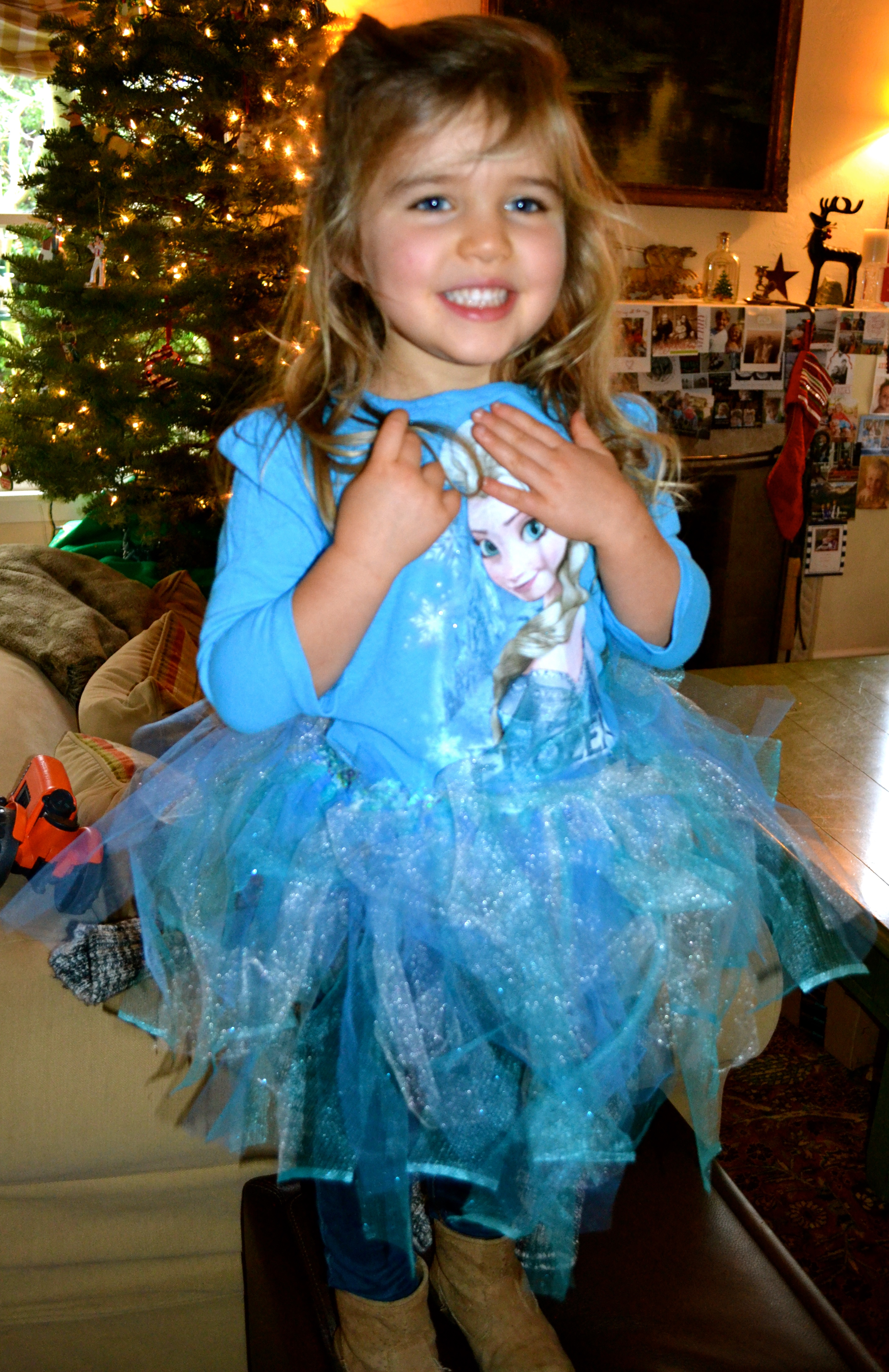Diy tutu easily transform your child into princess elsa miss frozeni dont even know where to begin i wonder if the people at disney knew it was going to be as big of a phenomenon as it is when they were creating solutioingenieria Choice Image