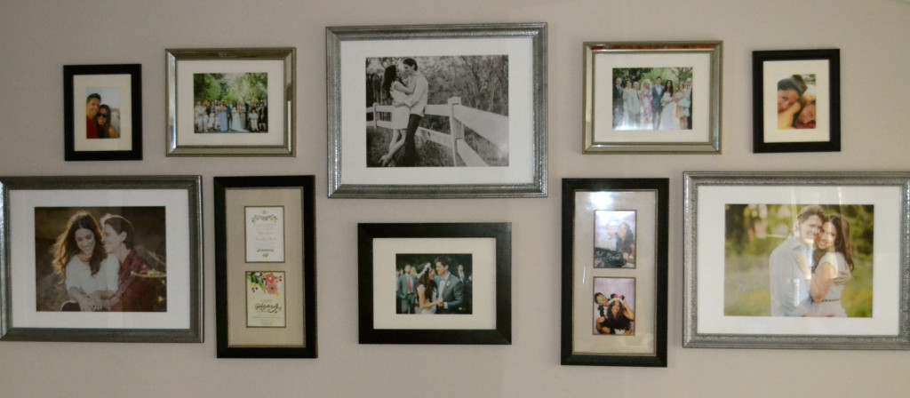 How To Create A Gallery Wall With Inspirational Gallery
