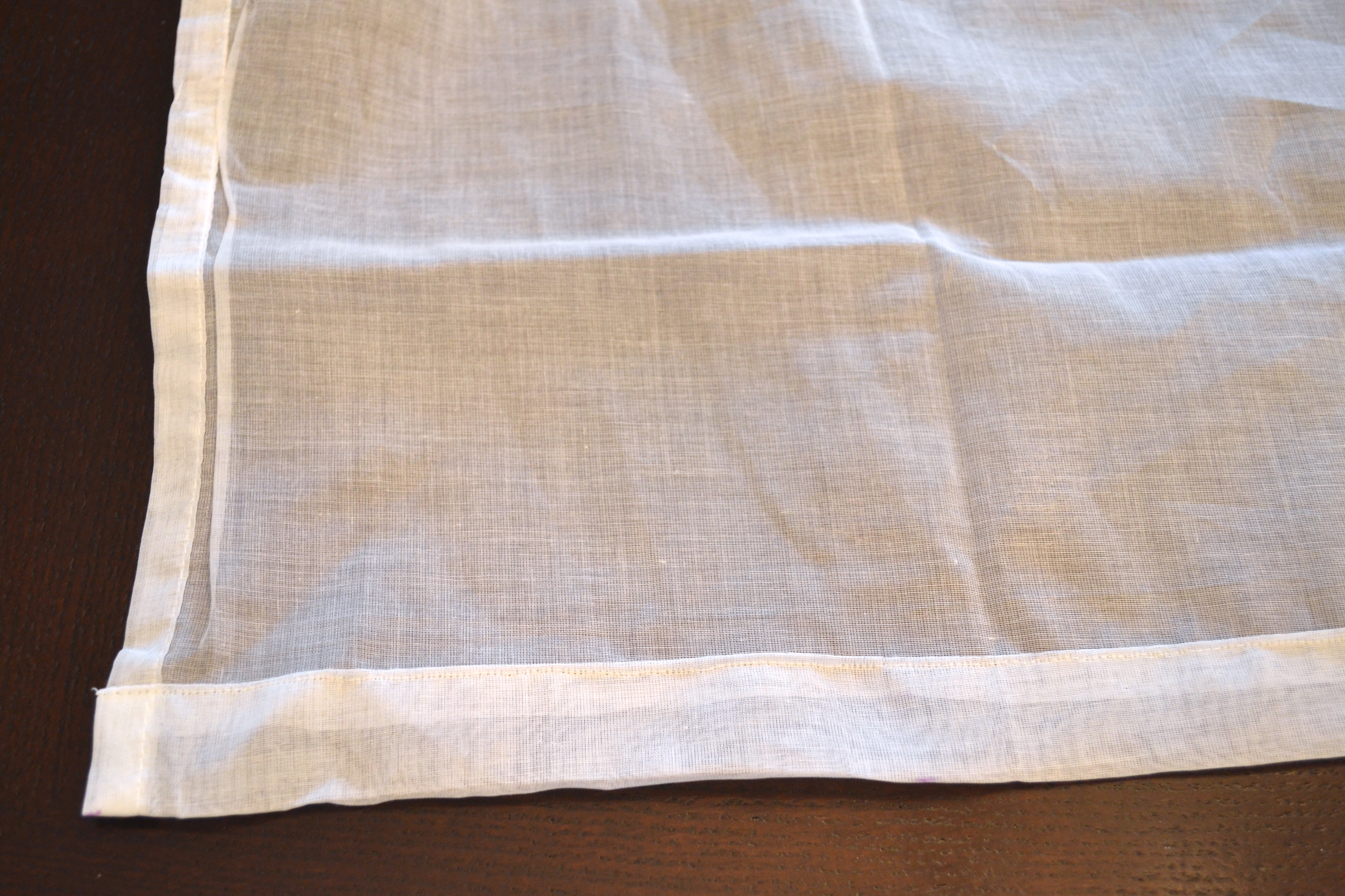 ow to hem curtains - How To Hem Curtains