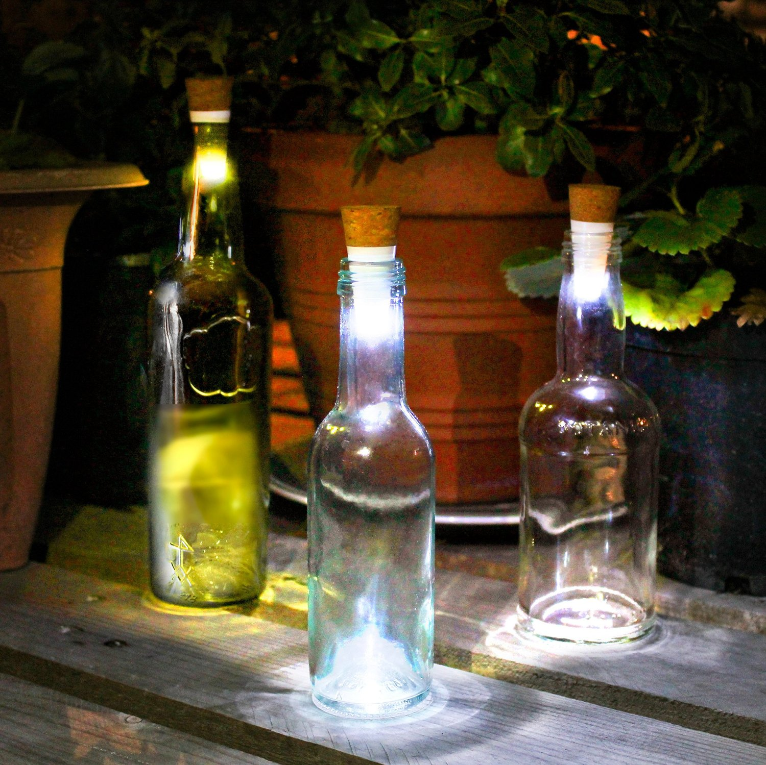 DIY Wine Bottle Lights - A Unique Way to Upcycle Empty ...