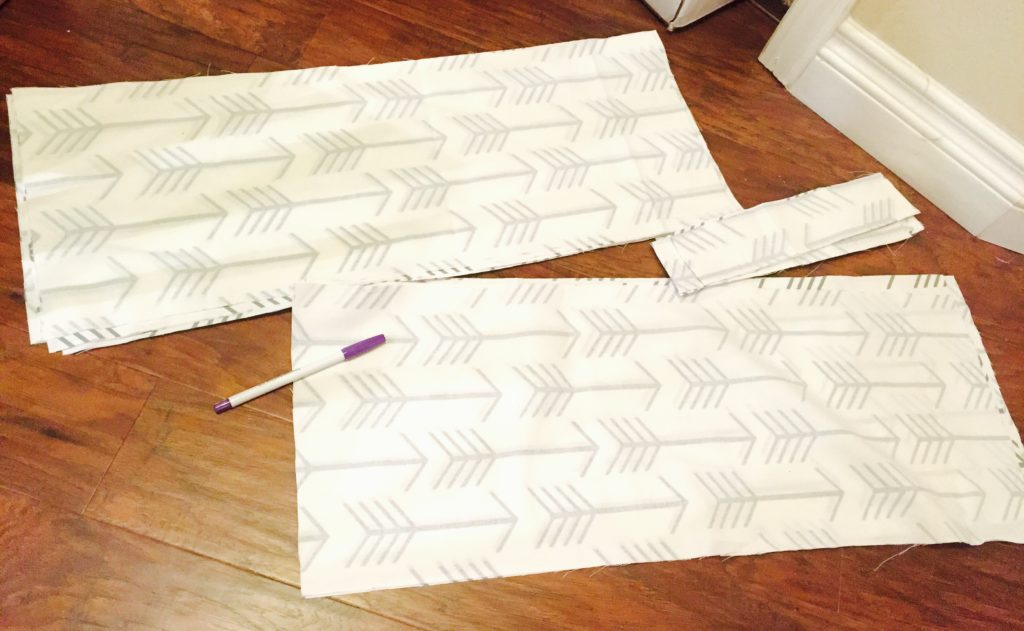 how to make crib bumpers 1