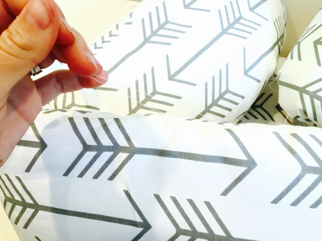 how to make crib bumpers 15