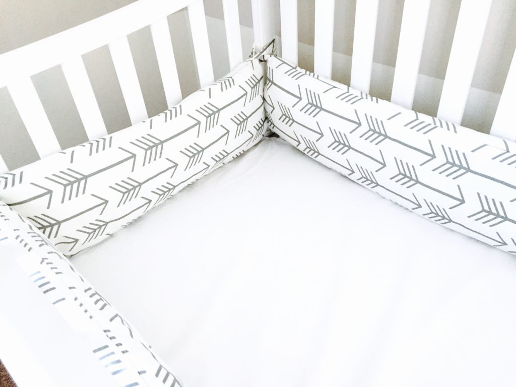 how to make crib bumpers 19