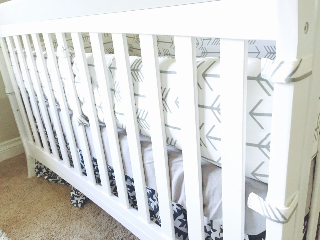how to make crib bumpers 20