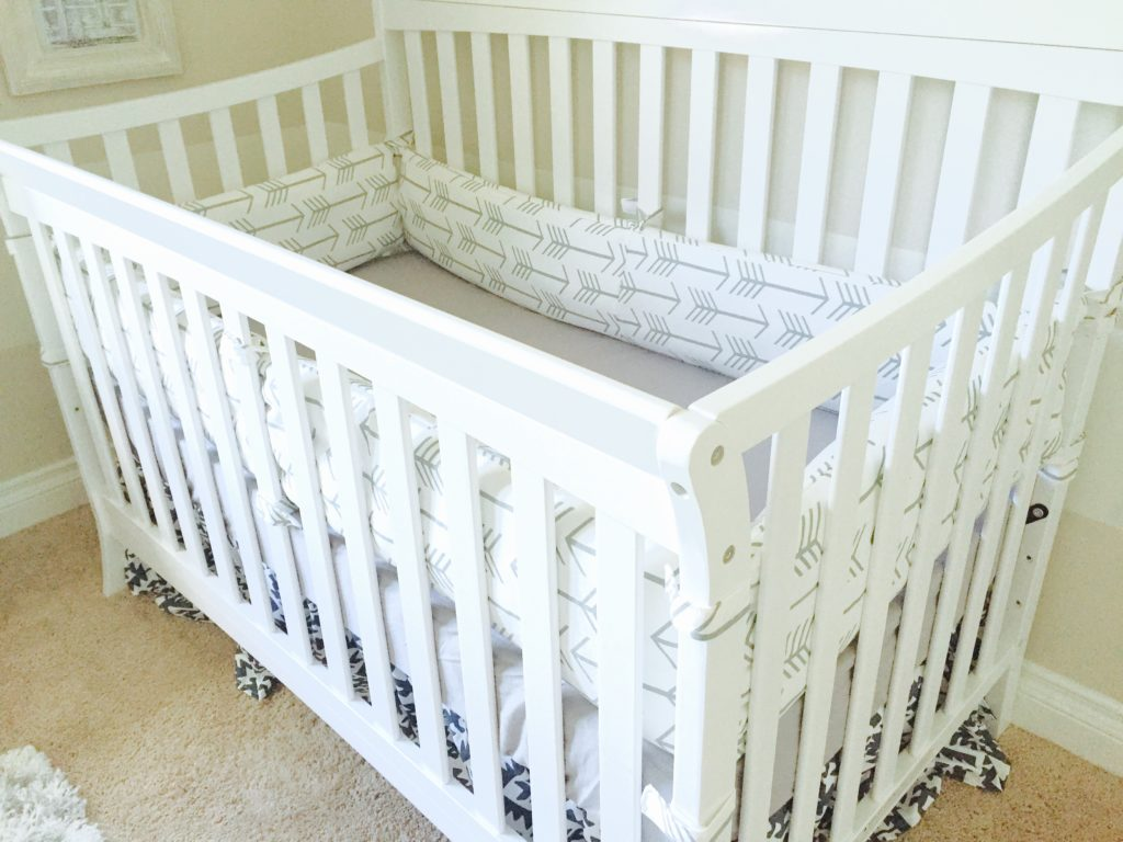 how to make crib bumpers 23