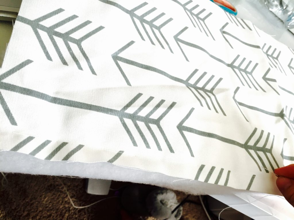 how to make crib bumpers 4
