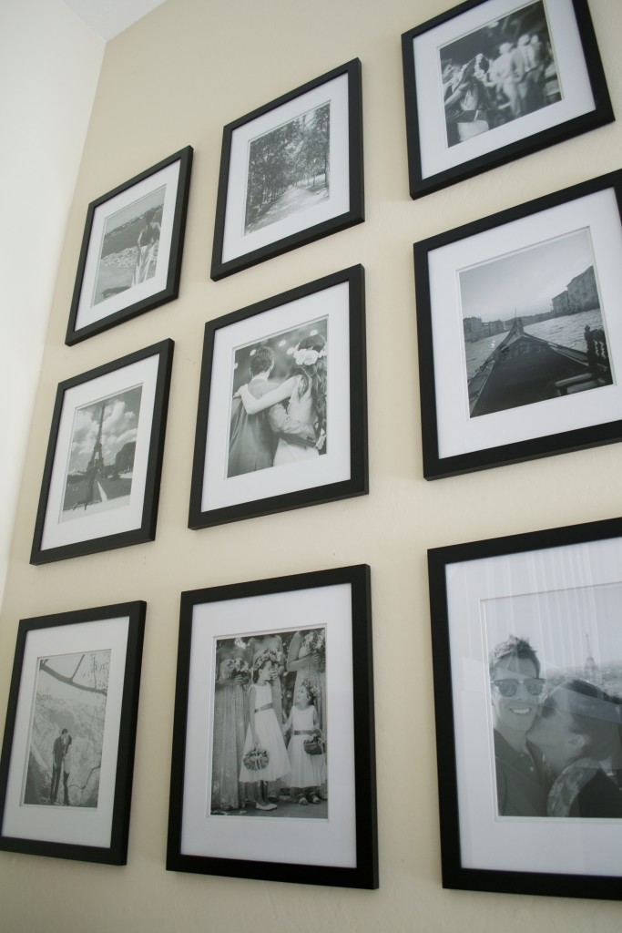 how to create a gallery wall with inspirational gallery wall ideas miss bizi bee. Black Bedroom Furniture Sets. Home Design Ideas
