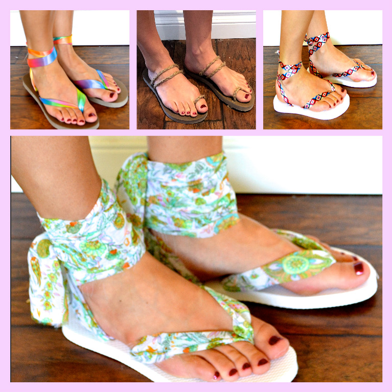 97644b8f60302 DIY Sandals - How to Get the Expensive Look for Less - Miss Bizi Bee
