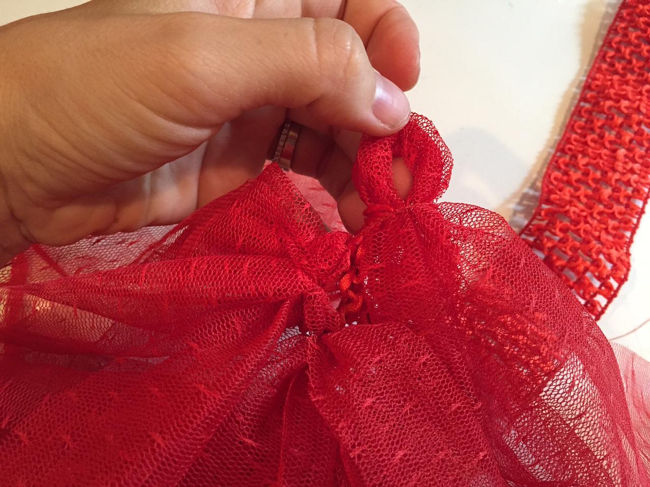 DIY Beetlejuice Costumes- Lydia Deetz Costume - Miss Bizi Bee